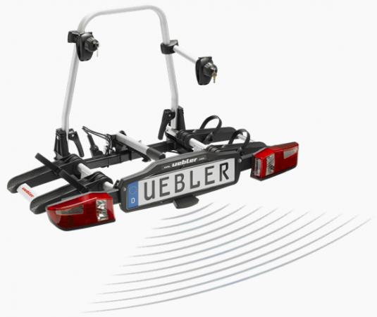 Suport de biciclete pe carlig UEBLER X21 S cu o calitate imbatabila!