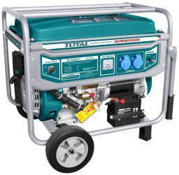 Generator pe benzina Total cu raport calitate/pret excelent!
