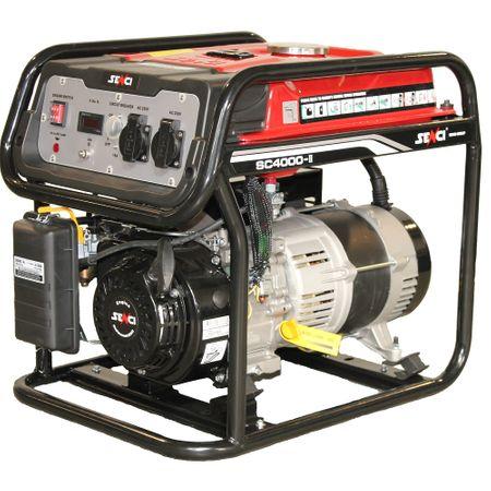Generator de curent Senci SC-4000 ieftin si bun!