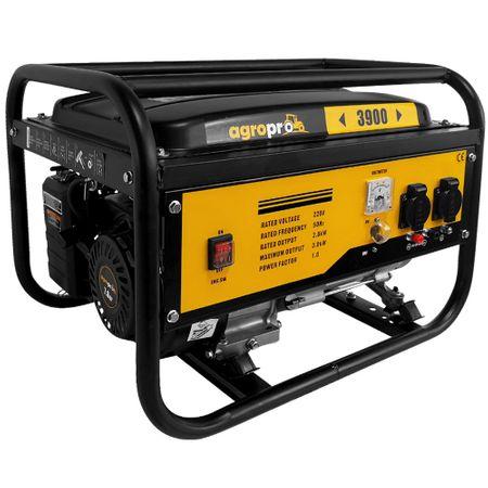Generator curent electric profesional AgroPro 3900 la pret bun!