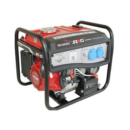Generator de curent profesional Senci SC-1250E ieftin!