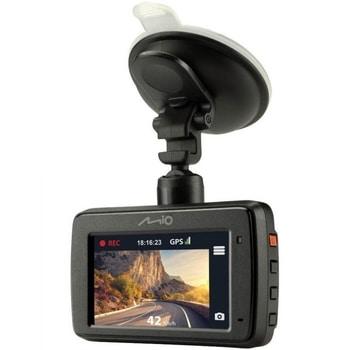 Camera video auto Mio MiVue731 va face fata cu brio oricarui drum cu masina! Dispune de ecran de 2,7inch si suport stabil cu ventuza pentru parbriz!