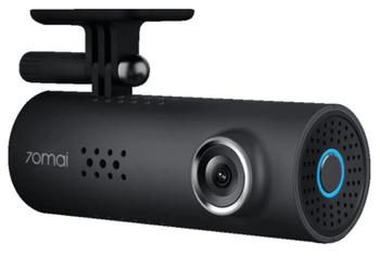 Camera video auto Xiaomi 70mai 1S are un design interesant si va filma la rezolutie Full HD orice miscare! Are pareri excelente de la clienti, iar faptul ca poate fi controlata vocal o face sa merite!