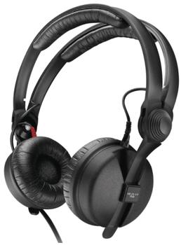 Aceste casti DJ Sennheiser HD 25 II 1 Basic Edition sunt excelente pentru pasionatii de mixat muzica, putand functiona la claritate maxima mult timp.