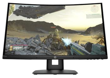 """Poti fixa de perete un Monitor Curbat de Gaming LED VA HP 24"""" X24c 9FM22AA si sa te joci cat vrei, pentru ca rata de refesh este de pana la 176Hz, spre deosebire de alte modele ieftine, acesta incluzand si AMD FreeSync."""